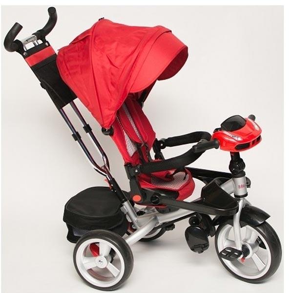 Tricikl BBO sa muzikom crveni YLT6088C - ODDO igračke