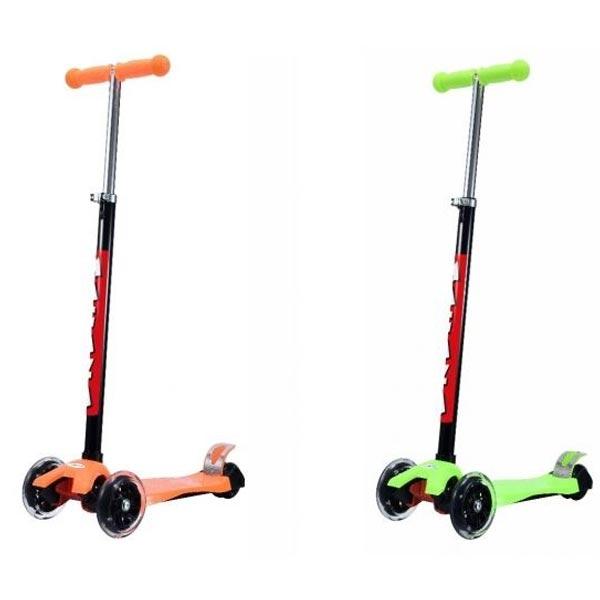 Maxi Scooter Trotinet Classic Trend sa svetlecim tockovima AC03-A - ODDO igračke