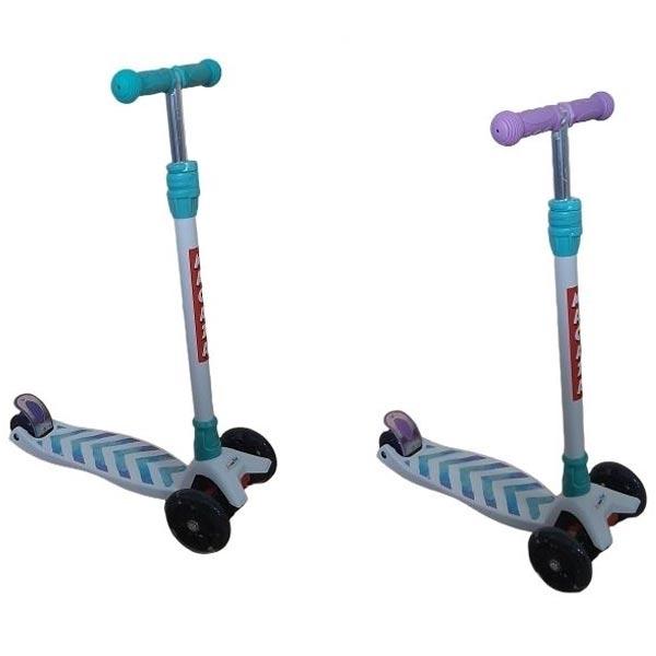 Maxi Scooter Trotinet Urban Trend sa svetlećim točkovima AC03-A1 - ODDO igračke