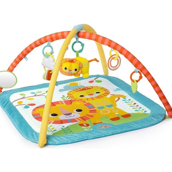 KIDS II Bright Starts Podloga za Igru Little Lions Activity Gym SKU11503 - ODDO igračke
