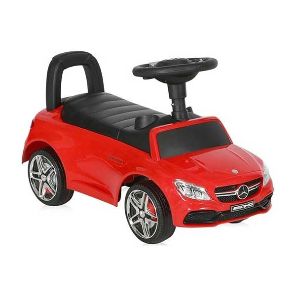 Guralica RIDE-ON Mercedes-AMG C63 red Bertoni 10400010001 - ODDO igračke
