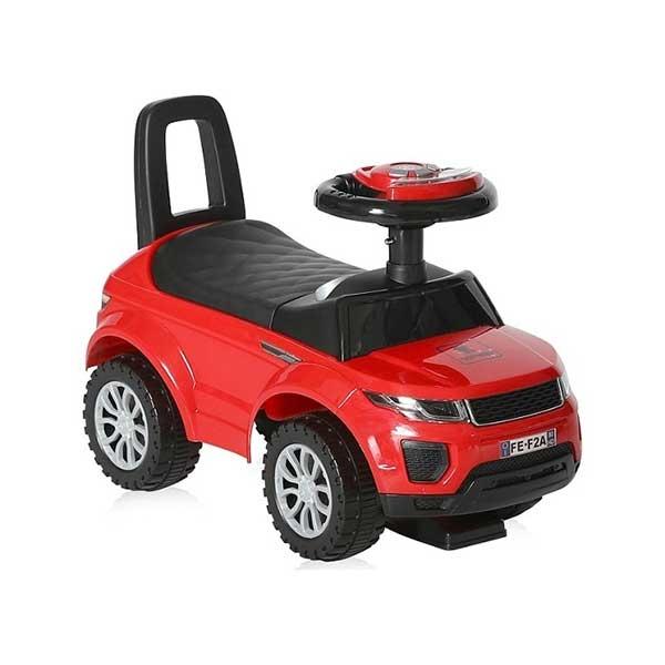 Guralica RIDE-ON Auto Mercedes OFF ROAD RED Bertoni 10400020001 - ODDO igračke
