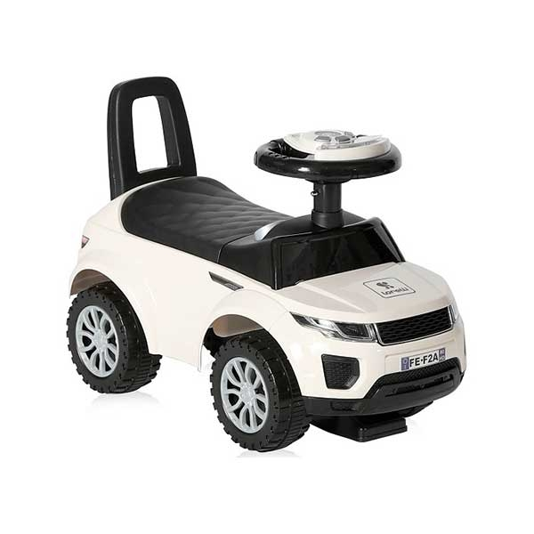 Guralica RIDE-ON Auto Mercedes OFF ROAD WHITE Bertoni 10400020002 - ODDO igračke
