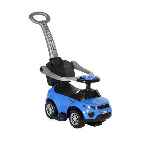 Guralica RIDE-ON Auto Mercedes off road + handle blue Bertoni 10400030003  - ODDO igračke