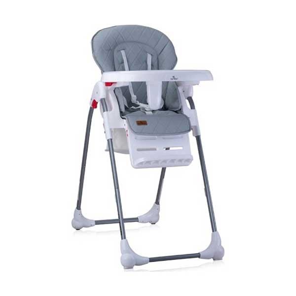 Stolica za hranjenje OLIVER GREY PU LEATHER (2020) Bertoni 10100252029 - ODDO igračke