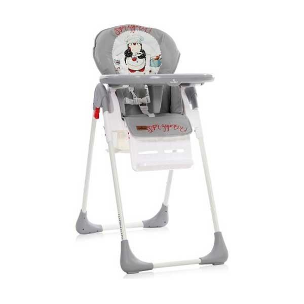 Stolica za hranjenje TUTTI FRUTTI PENGUIN Bertoni 10100262036 - ODDO igračke