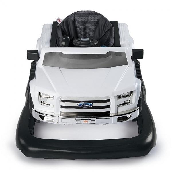 Dubak KIDS II Bright Starts Ford F-150 Raptor 3 Ways to Play - White SKU10302 - ODDO igračke