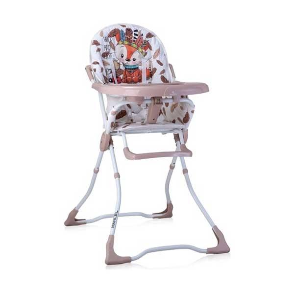 Stolica za hranjenje HRANILICA MARCEL BEIGE FOXY (2020) Bertoni 10100322042 - ODDO igračke
