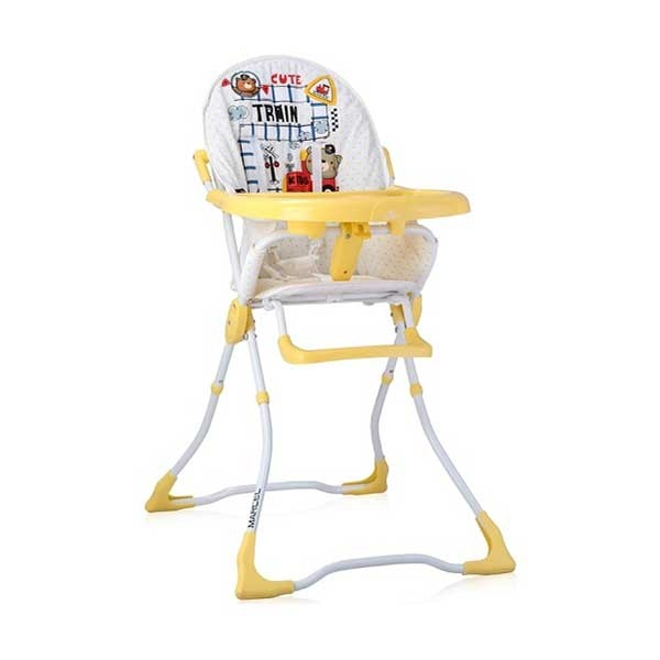 Stolica za hranjenje MARCEL YELLOW BEARS (2020) Bertoni 10100322047 - ODDO igračke