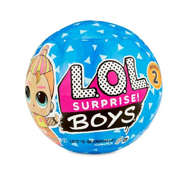 LOL dečak asst 561699                                                                          - ODDO igračke