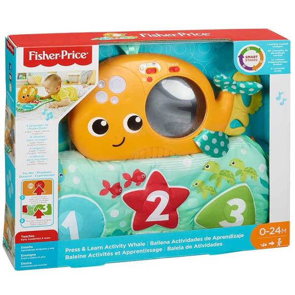 Aktiviti Kit GGK3 Fisher Price 21932 - ODDO igračke