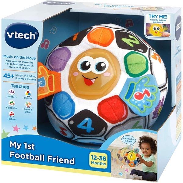 Vtech bebi soft lopta 509103 - ODDO igračke