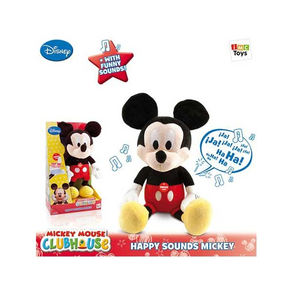 Mickey Mouse pliš Disney 11748 - ODDO igračke