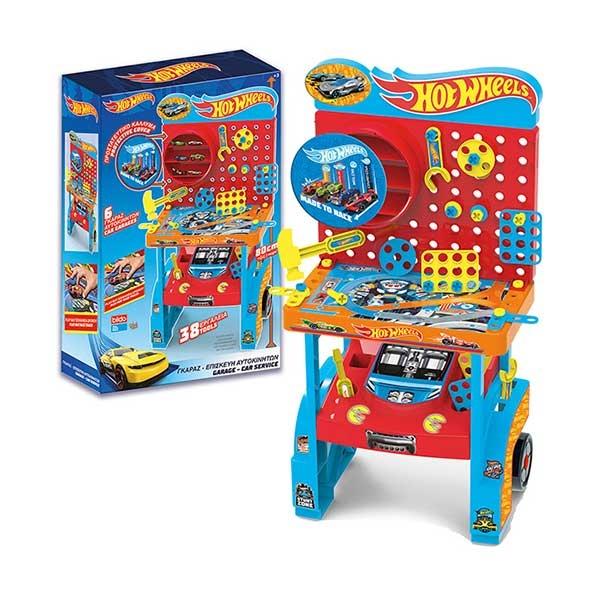 Bildo radionica HOT WHEELS 21770 - ODDO igračke