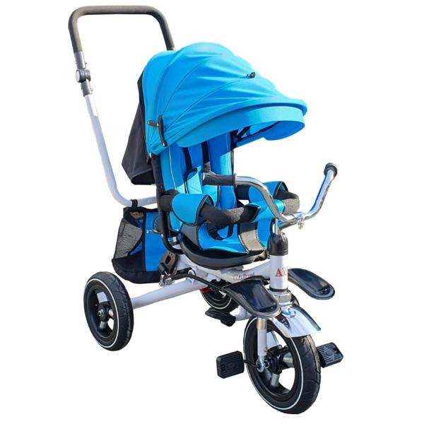Tricikl plavi PLAYTIME   XL 414-1 - ODDO igračke