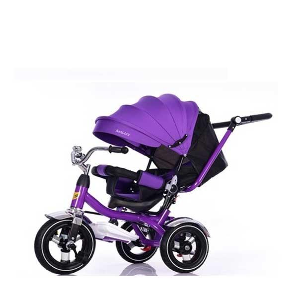 Tricikl ljubicasti PLAYTIME XL 414 - ODDO igračke