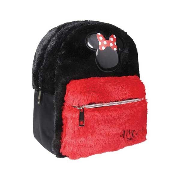 Ranac manji Fashion Minnie crno-crveni 000016098 - ODDO igračke