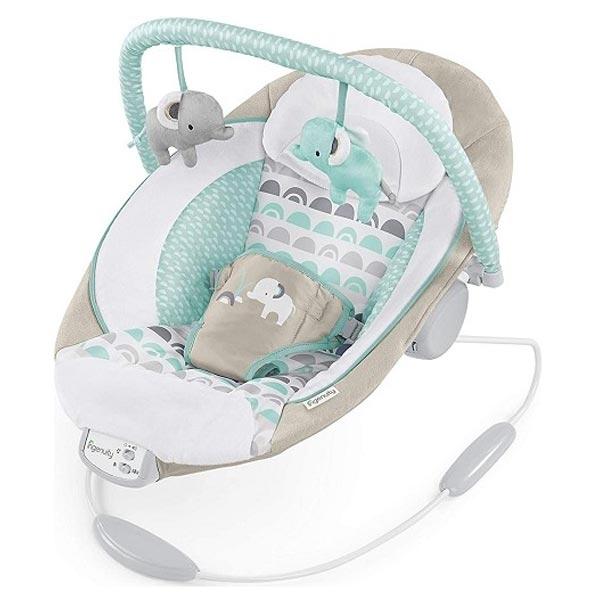KIDS II Ingenuity Ležaljka Cradling Bouncer - Whitaker SKU12325 - ODDO igračke