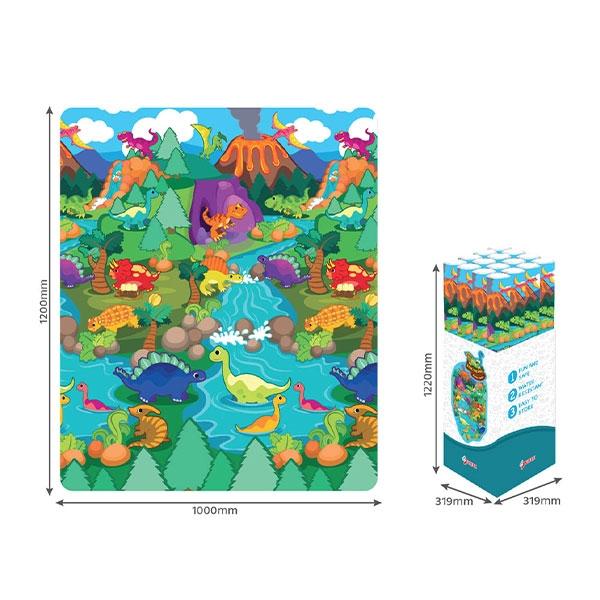 PODLOGA DINOSAURUS  PZ30746 - ODDO igračke