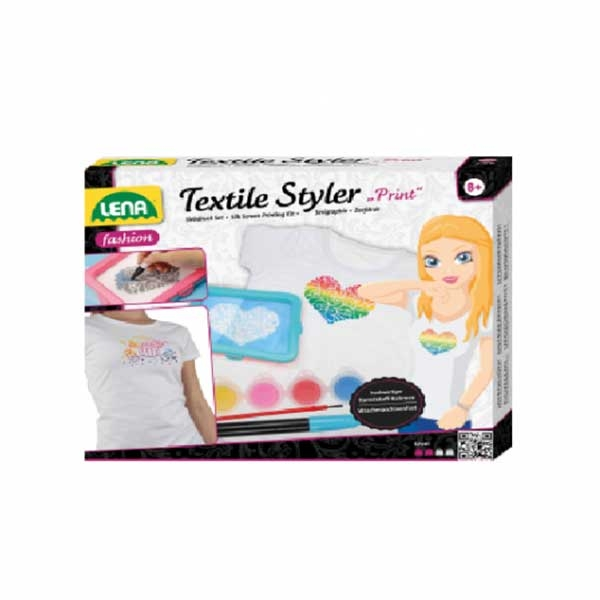 Kreativni set textil Lena 811809 - ODDO igračke