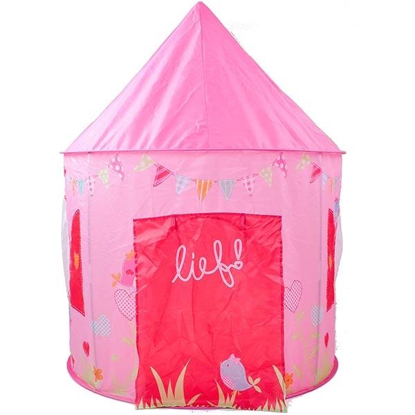 Šator Party Girls Okrugli Knorr 80007 - ODDO igračke