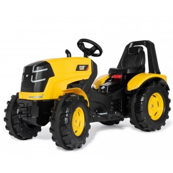 Traktor na pedale Rolly Toys CAT Premium PowerStripe X-Trac 640096 - ODDO igračke