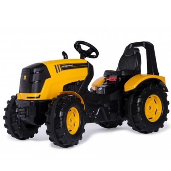 Traktor na pedale Rolly Toys RollyX-Trac Premium JCB 640102 - ODDO igračke