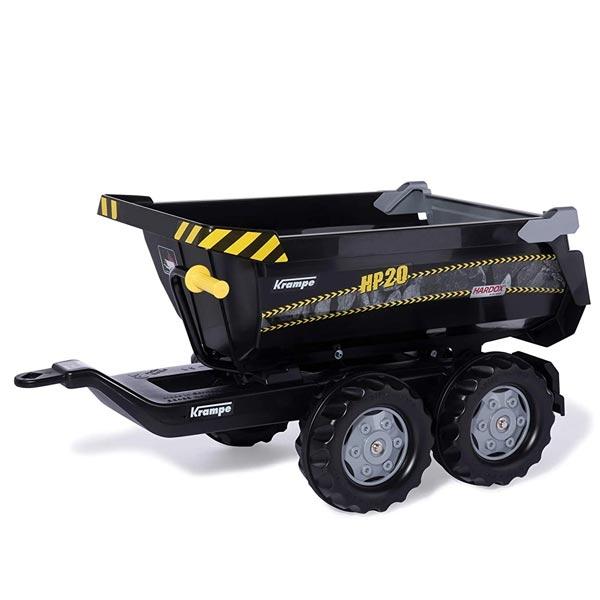Prikolica Rolly Toys RollyHalfpipe Krampe HP20 123261 - ODDO igračke
