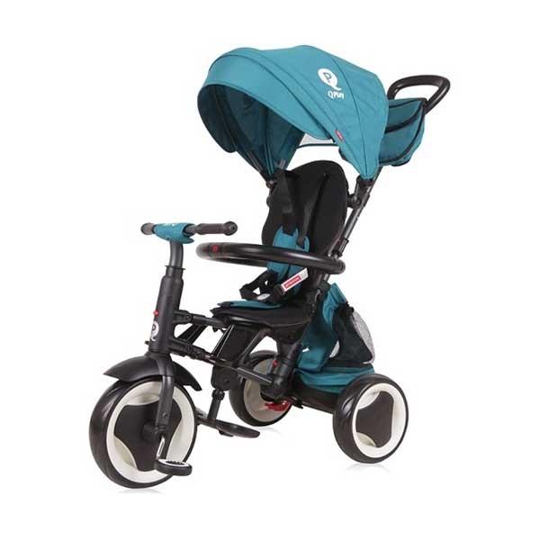Tricikl RITO PLUS - GREEN Bertoni 10050440017 - ODDO igračke