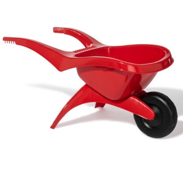 Gradjevinska kolica Rolly Toys crvena plastična 271696 - ODDO igračke