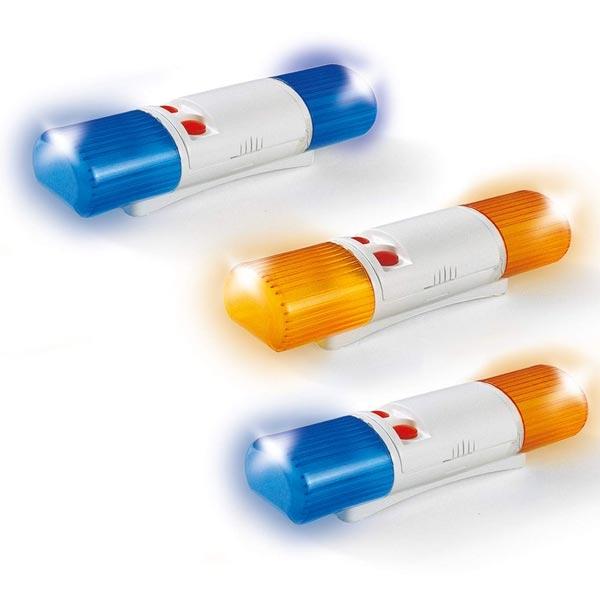 Svetlo Rolly Toys oranž sa sirenom 409594 - ODDO igračke