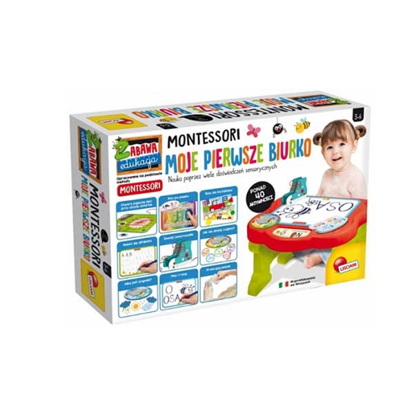 Montesori edukativna igra moj prvi sto 43926 - ODDO igračke