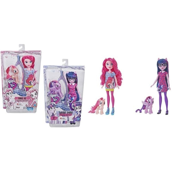 Equestria girls MY LITTLE PONY 44215 - ODDO igračke