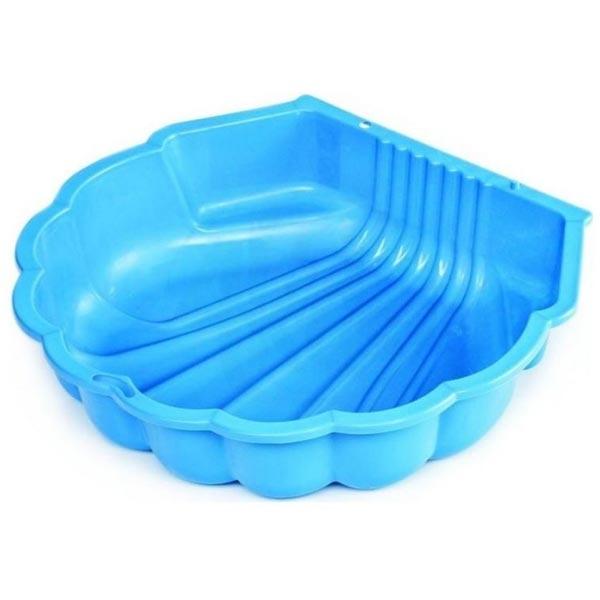Peskarnik školjka Paradiso MAXI plavi 102x88x20cm T02231 - ODDO igračke