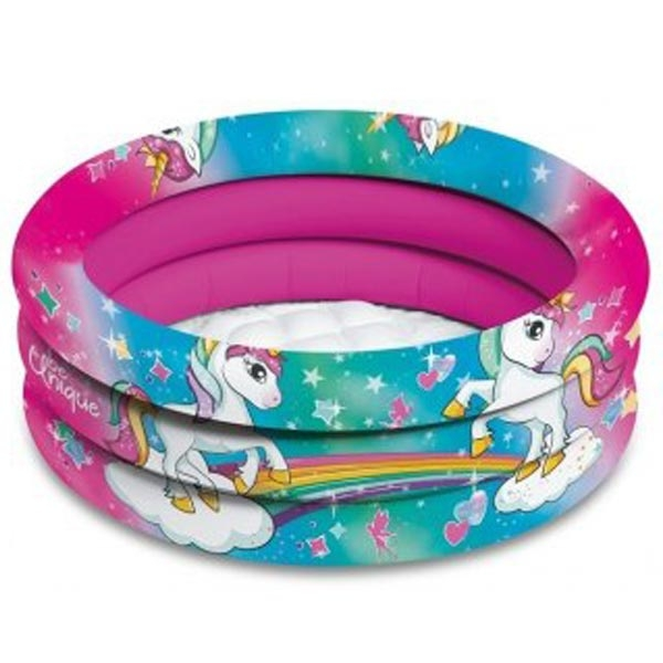 Bazen Unicorn Mondo 3 prstena, prečnika 64 cm 16852 - ODDO igračke