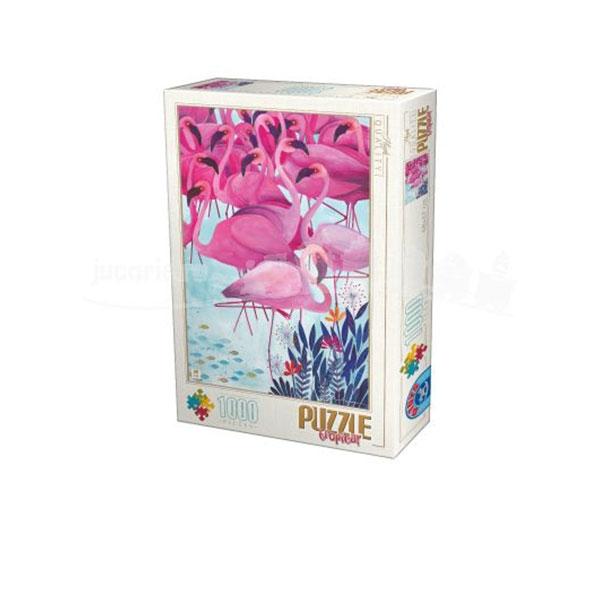 DToys puzzla Tropical 72887-02 - ODDO igračke