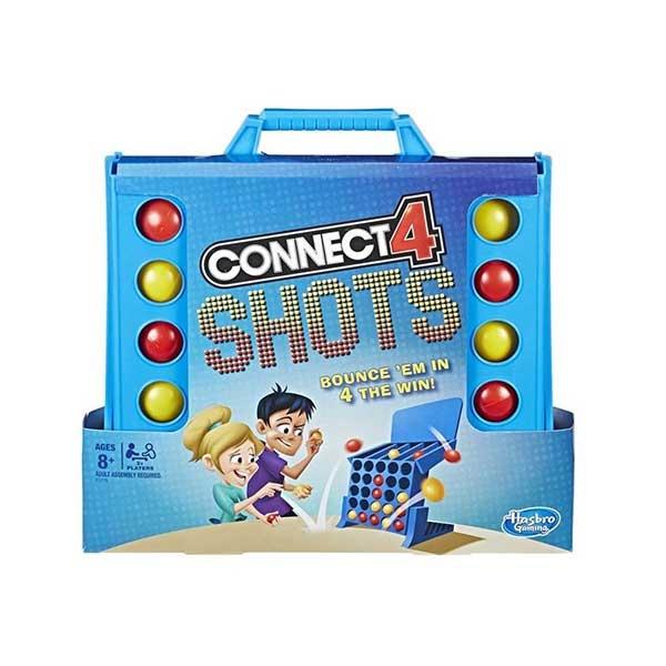 Društvena igra CONNECT 4 SHOTS E3578         - ODDO igračke