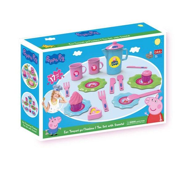 KUHINJSKI SET MALI PEPA PRASE  04/8105 - ODDO igračke