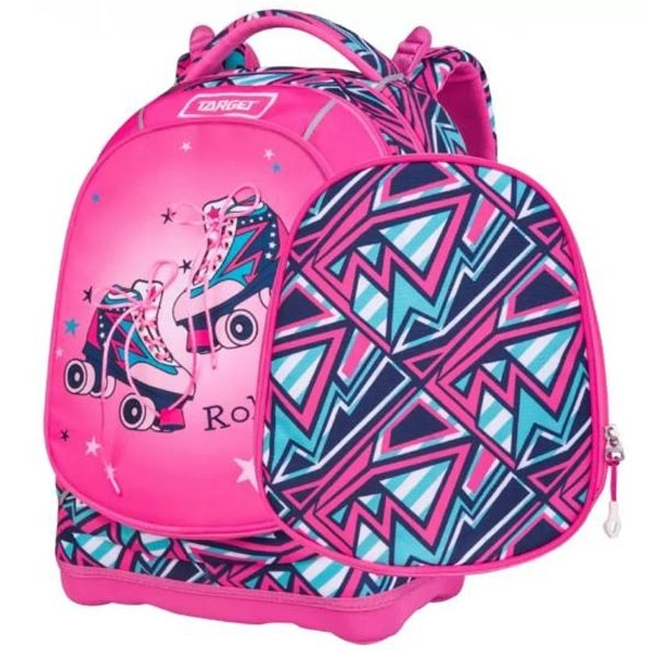 Rančevi za školu Target Superlight 2 Face Petit Roller Girl 26825 - ODDO igračke