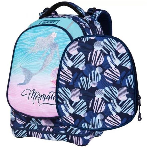 Rančevi za školu Target Superlight 2 Face Petit Mermaid 26823 - ODDO igračke