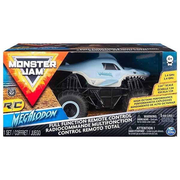 Auto Toro Loco RC vozilo MONSTER JAM SN6044952     - ODDO igračke