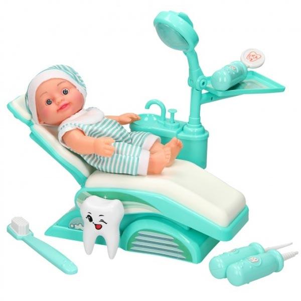 Stomatolog set sa lutkom i stolicom 27629 - ODDO igračke
