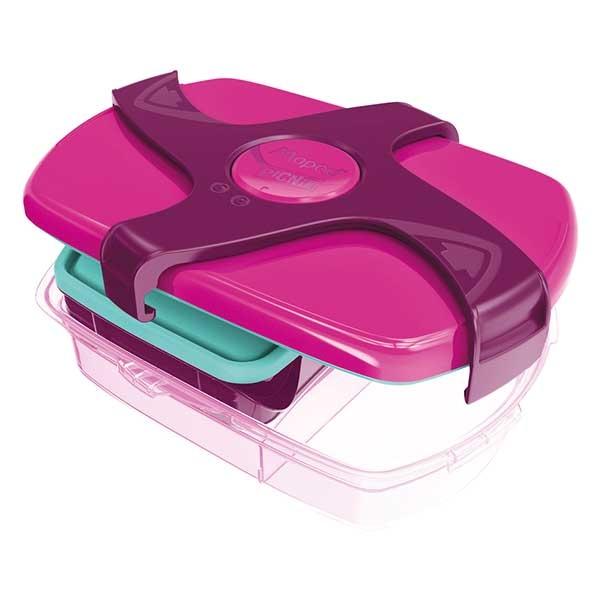 Posuda za hranu Maped CONCEPT 1,8L pink M870016 - ODDO igračke