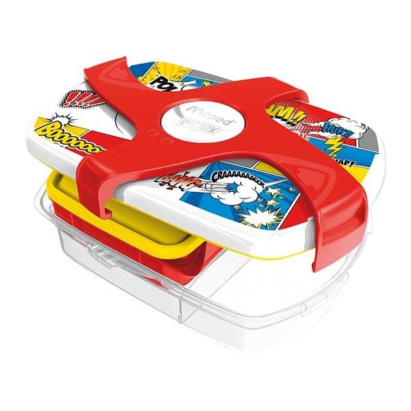 Posuda za hranu Maped CONCEPT 1,8L Strip M870012 - ODDO igračke