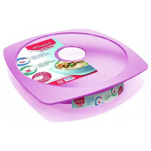Posuda za hranu Maped TRITAN 900ml pink M870201 - ODDO igračke