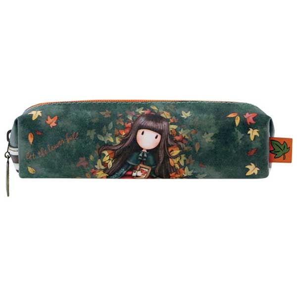 Pernica pravougaona 1zip Autumn Leaves Gorjuss 000015932 - ODDO igračke