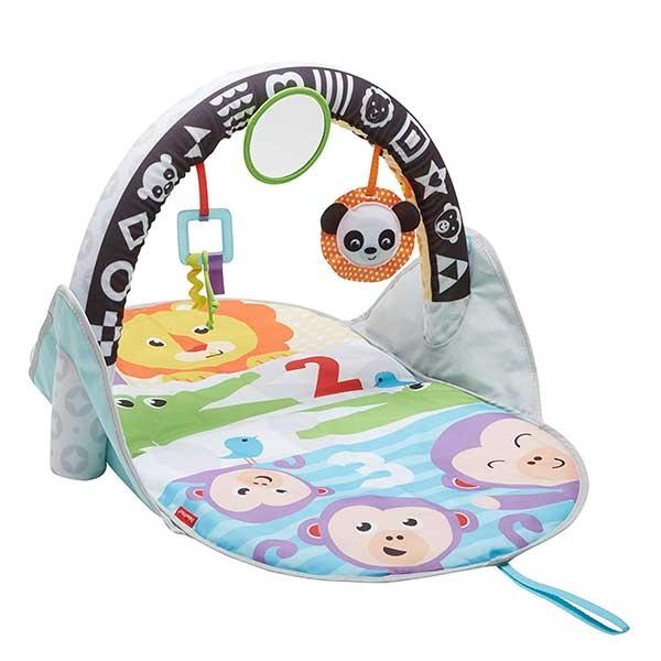 Bebi gimnastika lako prenosiva Fisher Price FXC14 - ODDO igračke