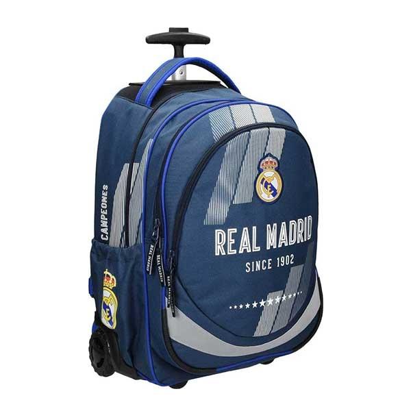 Ranac REAL MADRID 1 Trolley 530028 - ODDO igračke