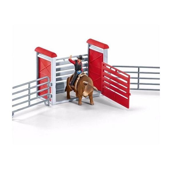 Arena za bika sa kaubojem 41419 - ODDO igračke