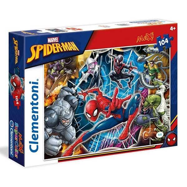 Clementoni puzzla SPIDERMAN 104pcs 23716 - ODDO igračke